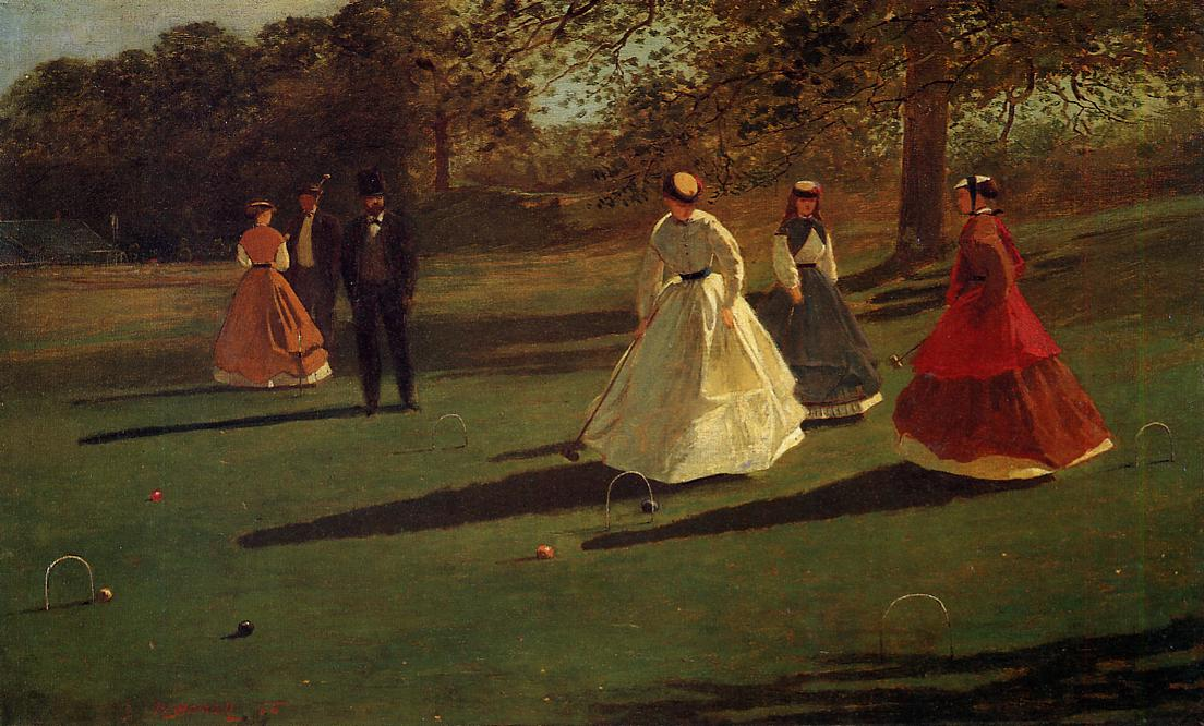 Winslow Homer, Painting Reproductions On Canvas, Reproduction Oil