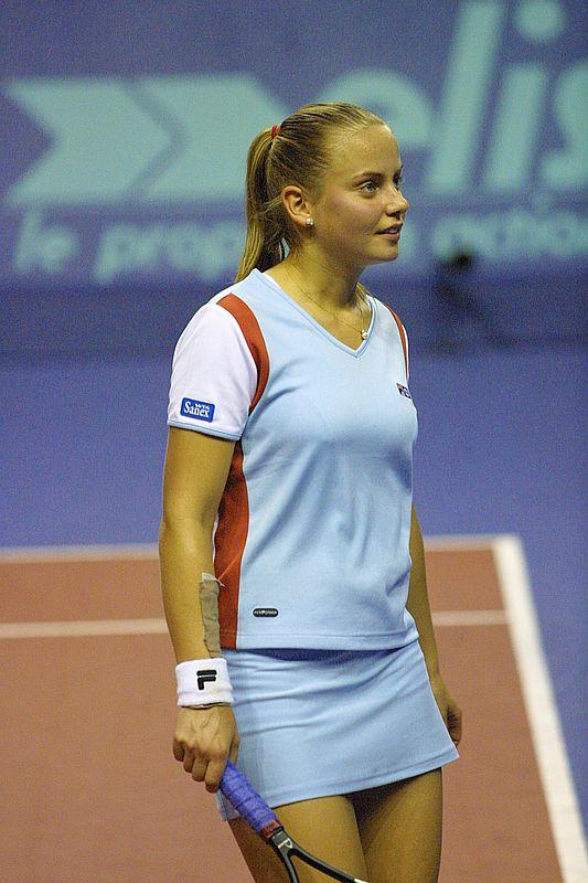 super players: Jelena Dokic