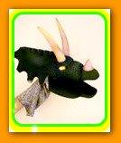 titere y marioneta espuma de goma