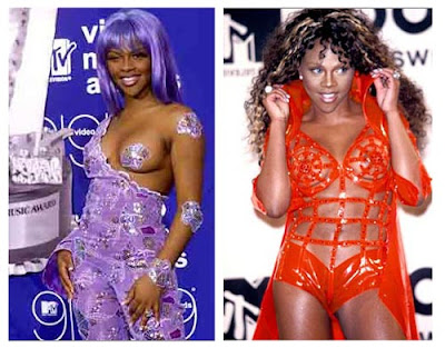 Lil Kim Before And After Surgery