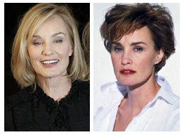 Jessica Lange Before After