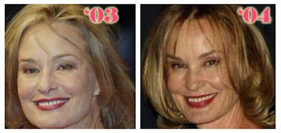 Jessica Lange Before And After