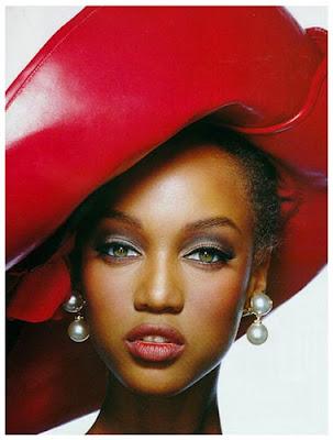 Tyra Banks Nose