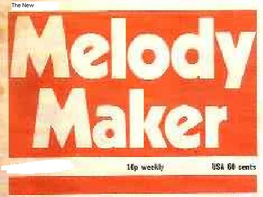 The New Melody Maker