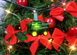 John Deere Mom: John Deere Christmas...and a Giveaway! TIME'S UP!