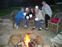 Sharing our Hearts at the Firepit