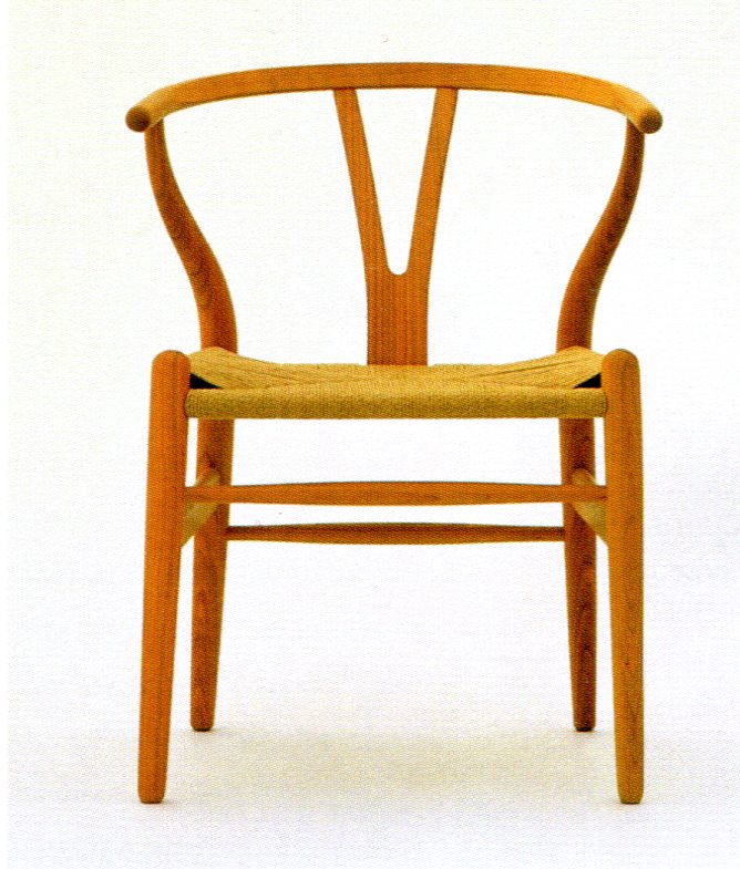 Wallmarks chair chat for Wishbone chair knock off