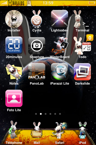 Comment Cydia Sur Iphone 3gs