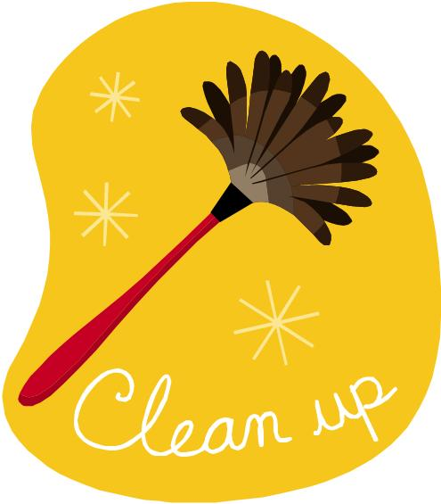 Time for a guild-cleaning again Cleanup