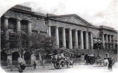 Asiatic Town Hall - Bombay aka Mumbai