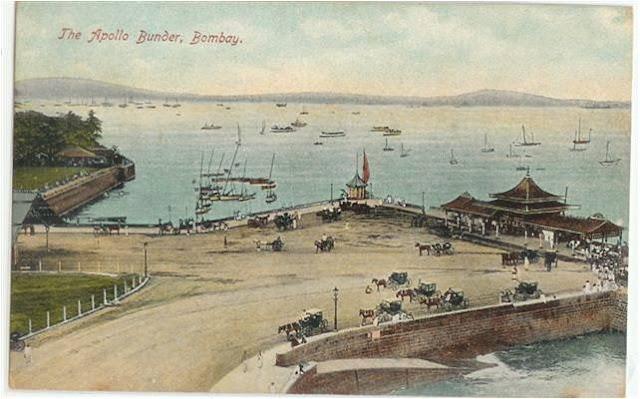 The Apollo Bunder, Bombay aka Mumbai