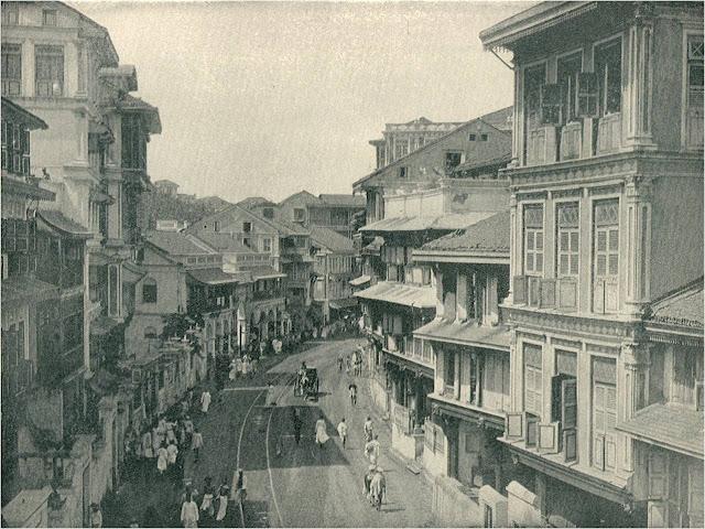 Kalbadevi Road - Bombay aka Mumbai