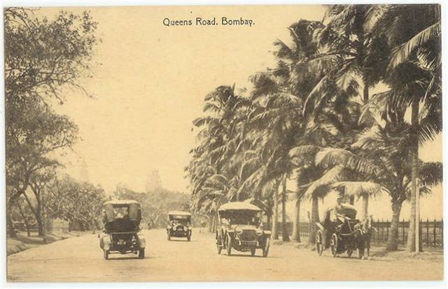 Queens Road, Bombay aka Mumbai