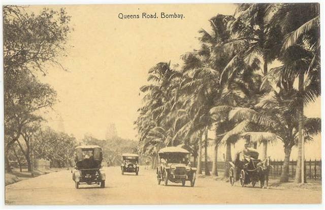 Queens Road, Bombay aka Mumbai