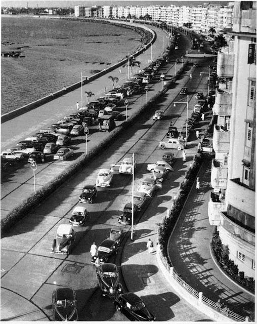 Marine Drive - Bombay aka Mumbai