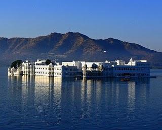 Lake Vilas Palace Udaipur