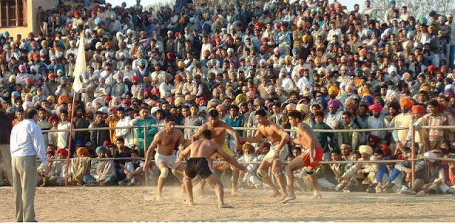 Successful raid kabaddi