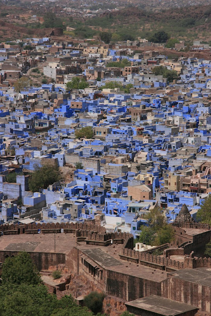 Jodhpur City View