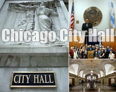 CAST YOUR VOTE FOR THE NEXT MAYOR OF CHICAGO