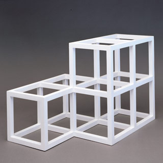 Visual art sol lewitt conceptual artist for Minimal art sol lewitt
