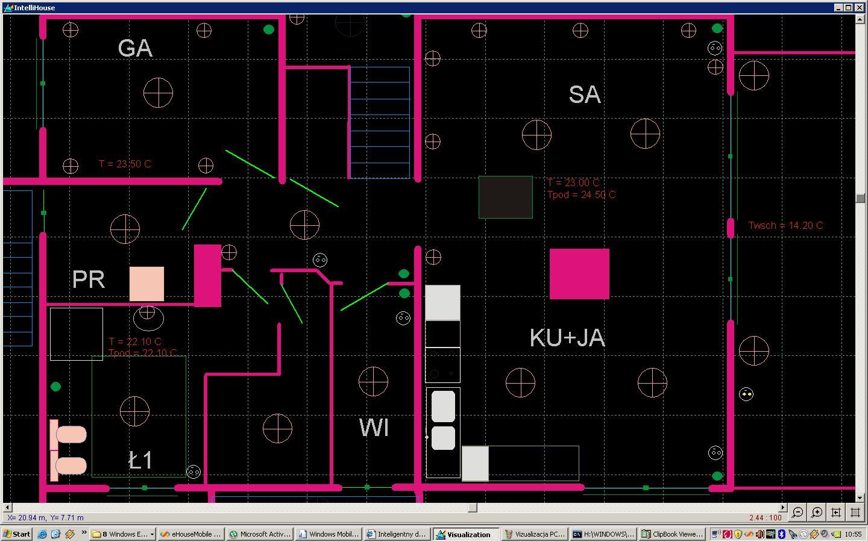 inteligentny dom inteligentny budynek ehouse. Black Bedroom Furniture Sets. Home Design Ideas