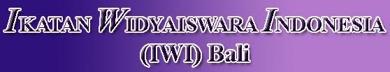 Ikatan Widyaiswara Indonesia (IWI) Propinsi Bali