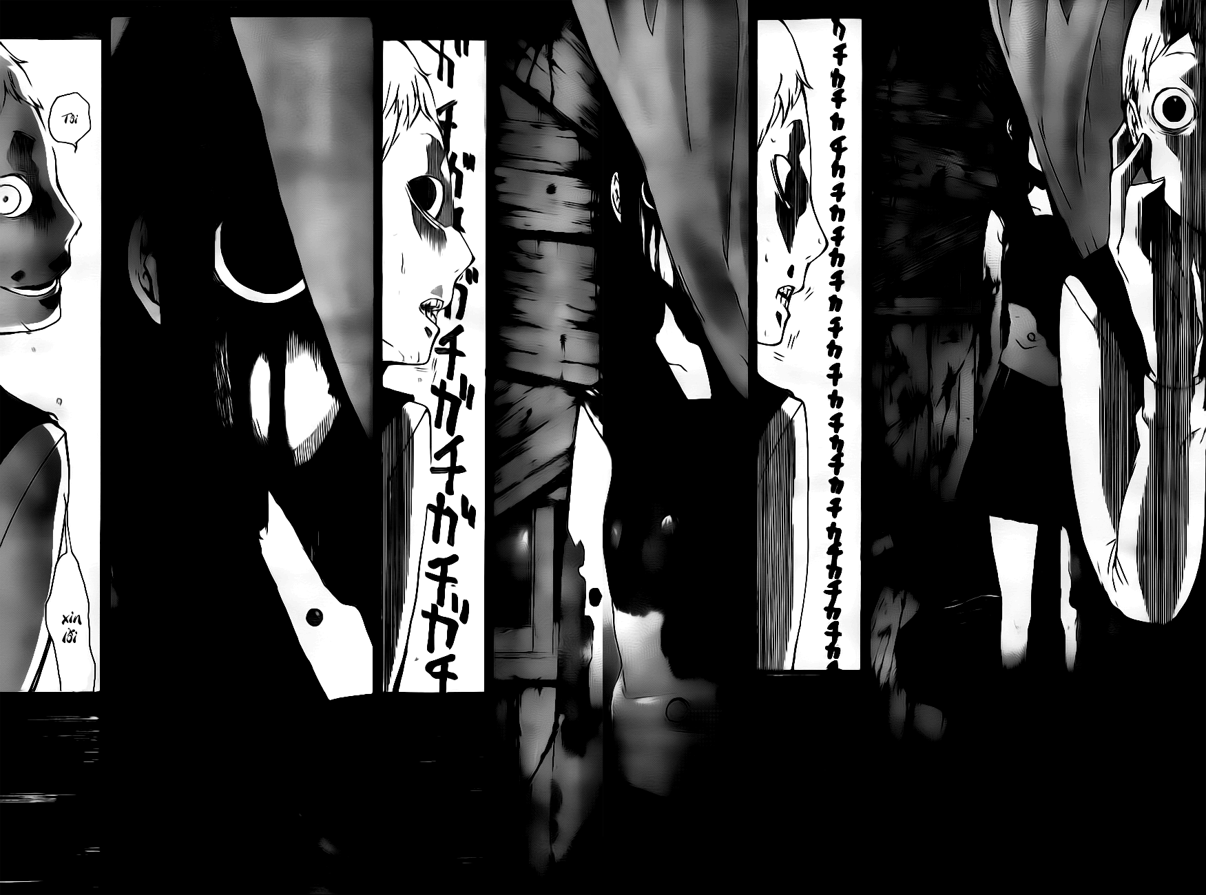 Kiben Gakuha, Yotsuya Senpai no Kaidan chap 3 Trang 14 - Mangak.info