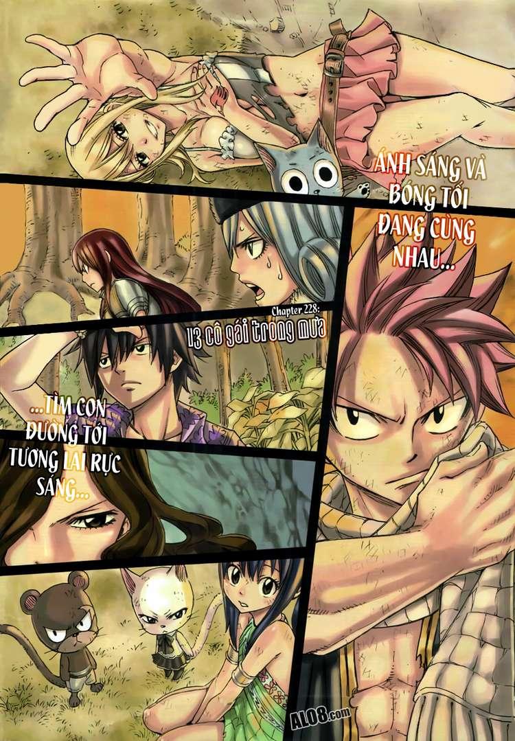 TruyenHay.Com - Ảnh 3 - Fairy Tail Chap 228