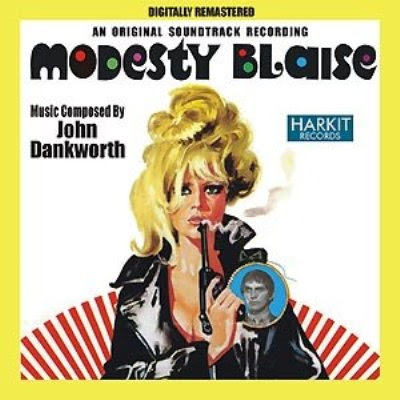 JOHN DANKWORTH - MODESTY BLAISE (1966)