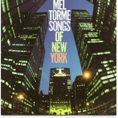 MEL TORMÉ - SONGS OF NEW YORK (1963)