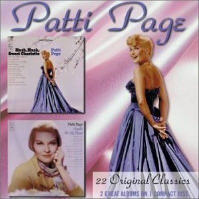 PATTI PAGE - HUSH HUSH SWEET CHARLOTE / GENTLE ON MY MIND (1999)