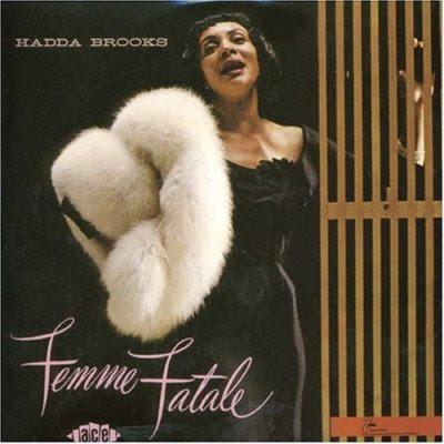 HADDA BROOKS - FEMME FATALE (1956)