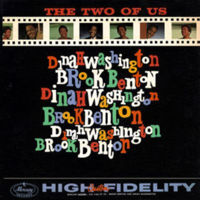 DINAH WASHINGTON & BROOK BENTON - THE TWO OF US (1960)