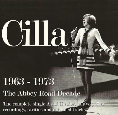 CILLA BLACK - THE ABBEY ROAD DECADE BOX SET (1963-1973)