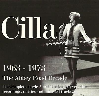 Cover Album of CILLA BLACK - THE ABBEY ROAD DECADE BOX SET (1963-1973)
