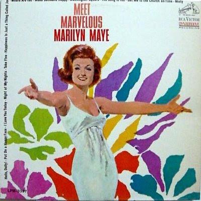 MARILYN MAYE - MEET MARVELOUS MARILYN MAYE (RCA, 1965)