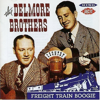THE DELMORE BROTHERS - FREIGHT TRAIN BOOGIE (1993)