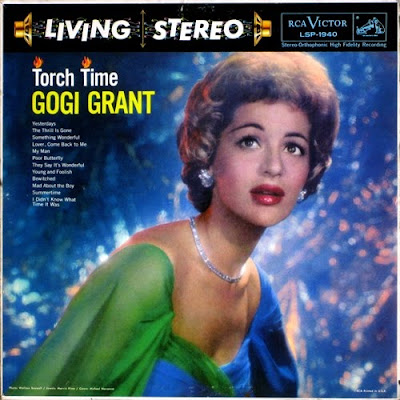 GOGI GRANT - TORCH TIME (1959)