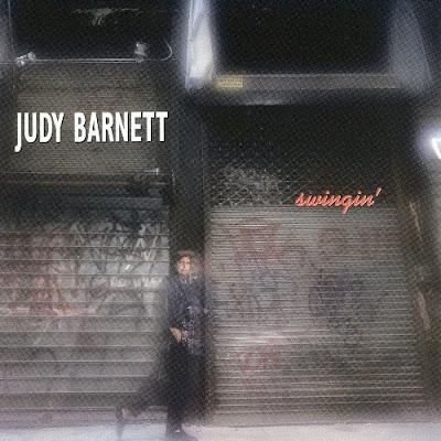 JUDY BARNETT - SWINGIN' (1998)