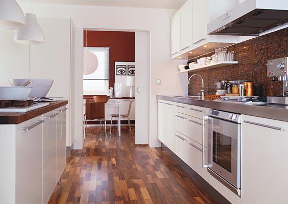 Zoomdeco cocinas lineales en pocos m2 - Cocinas lineales ...