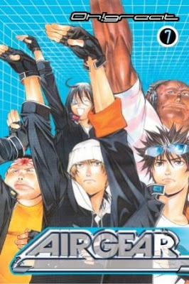 Air Gear Mangá Completo