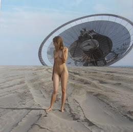 Desnudos Femeninos Hiperrealistas