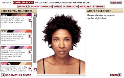 Cambio de look virtual online y gratis ¿cómo hacerlo  - Peinados Virtuales Gratis