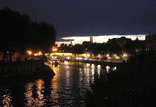 Seine, right bank at 22:15 in June
