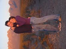 Quinn and Allison - 2/13/04