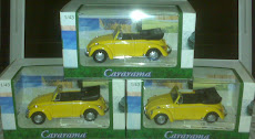 CARARAMA VW BEETLE COVERTIBLE(1:43)