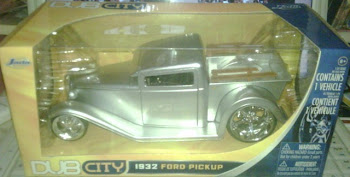JADATOYS 1932 FORD PICK UP (1:24)