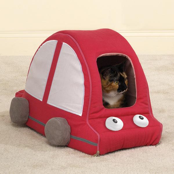 Catsparella The Top 10 Most Unusual Cat Beds