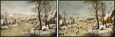 Ballester reinterpreta a Brueghel