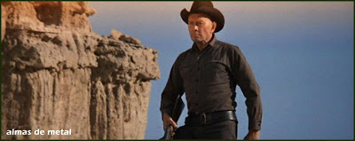 Yul Bryner era el robot asesino en 'Westworld (Almas de metal)'
